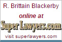 R. Brittain Blackerby online at Superlawyers.com