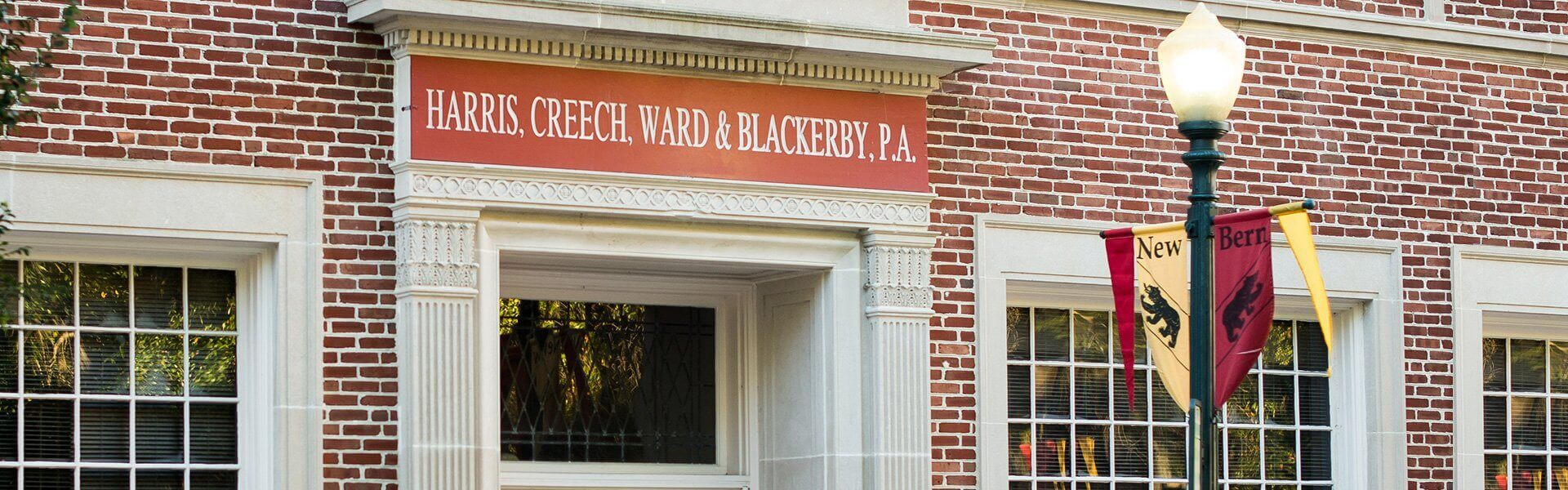Harris, Creech, Ward, and Blackerby Law Firm